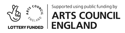 Arts Councilfunding logo