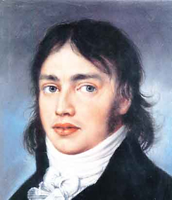 Coleridge young portrait