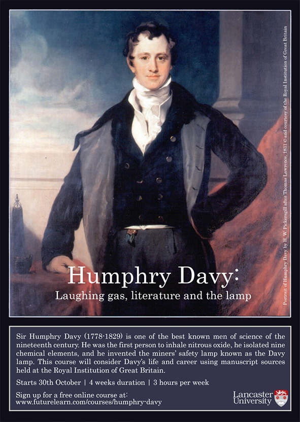 Humphry Davy course
